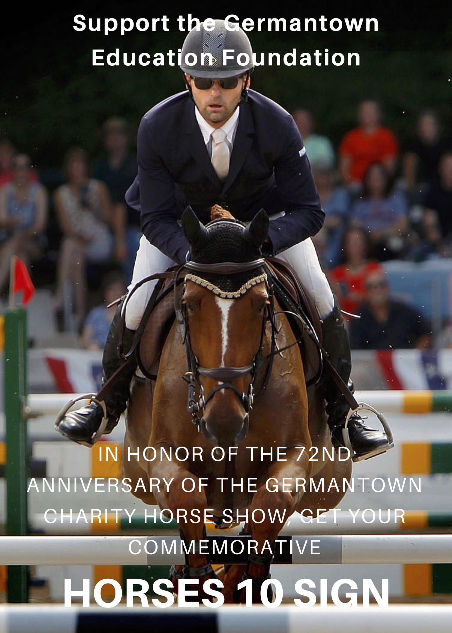 Horses 10 Fundraiser Ad (2)