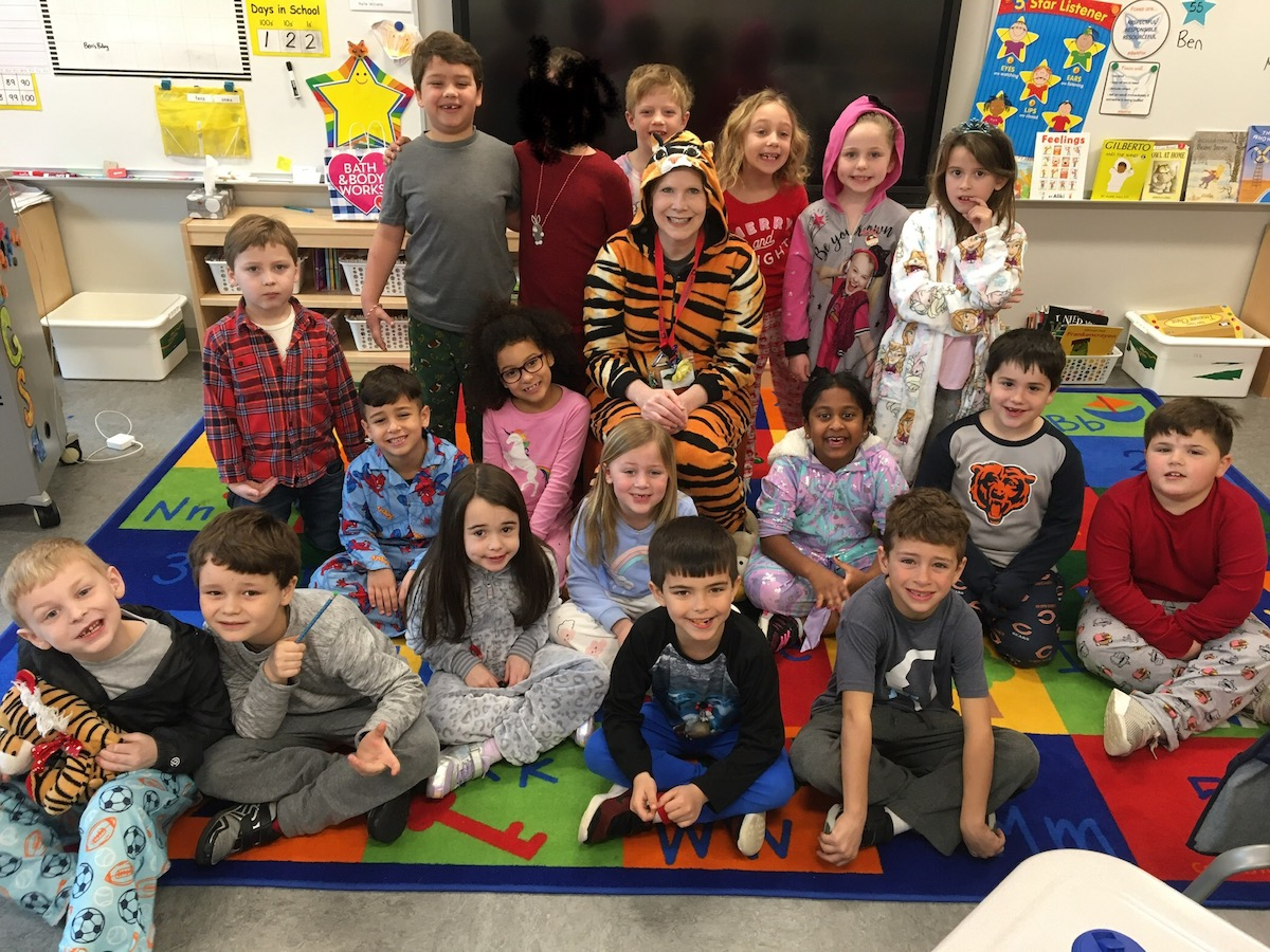 Executor Director, Robyn Rey Rudisill, was invited to read at Dogwood Elementary and Forest Hill Elementary during Read Across America March 2020.